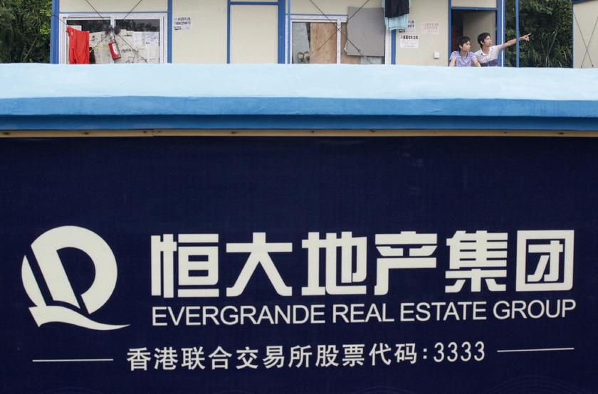 Evergrande has warned it may not be able to service its colossal debts of more than US$300 billion, seeding panic across property buyers, bond holders and contractors, and fanning fears of a default that could ripple through the world's second-biggest economy. — Reuters pic