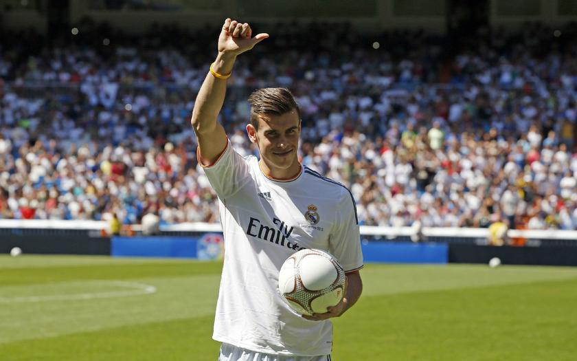 During his early years at Real Madrid Bale helped them win the Champions League. — Reuters pic