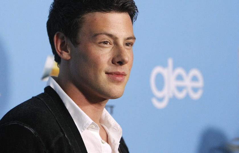 Cast member Cory Monteith poses at the premiere of the second season of the television series 'Glee' at Paramount studios in Los Angeles in this September 7, 2010 file photo. – Reuters pic