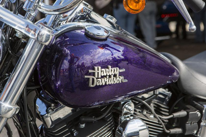 A Harley-Davidson motorcycle is pictured at the Harley-Davidson Museum in Milwaukee, Wisconsin in this August 31, 2013 file photo. — Reuters pic