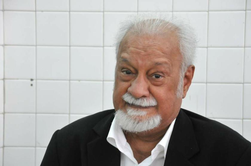 C. Selvam is acquitted of reckless endangerment charges over the 2014 accident that caused the death of Karpal Singh (pic) and his aide Michael Cornelius. — Picture by KE Ooi