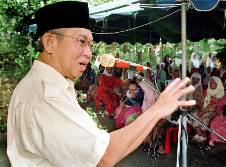 Gua Musang MP Tengku Razaleigh Hamzah supports the amendments to the hudud law in Kelantan. ― File pic