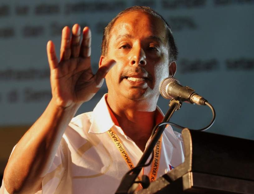DAP's M. Kulasegaran (pic) and PKR's Christina Liew were both made vice presidents, giving the pact six in total. — File pic