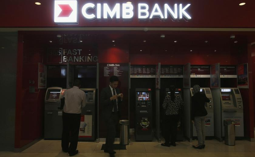 CIMB said that it would be maintaining its floor rate at 0.1 per cent for certain mortgages tied to the Singapore inter-bank offered rate (Sibor) and swap offer rate (SOR). — Reuters pic