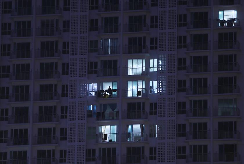 960,000 civil servants in the country have yet to own a home, according to Cuepacs. — Reuters pic