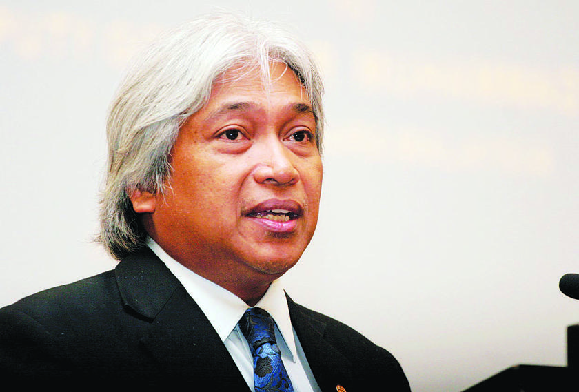 Deputy Governor Datuk Muhammad Ibrahim (pic) was among those speculated as likely to take on the post from outgoing head Tan Sri Zeti Akhtar Aziz. — File pic