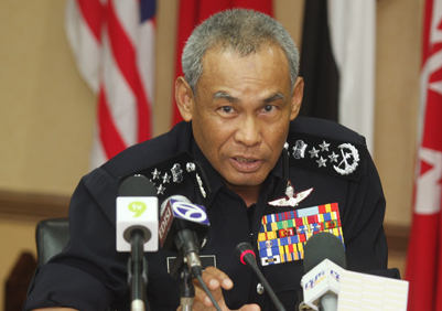 Former Inspector-General of Police Tan Sri Musa Hassan (pic) said there was nothing wrong in Tun Dr Mahathir Mohamad raising questions on the murder of Mongolian model Altantuya Shaariibuu. — File pic
