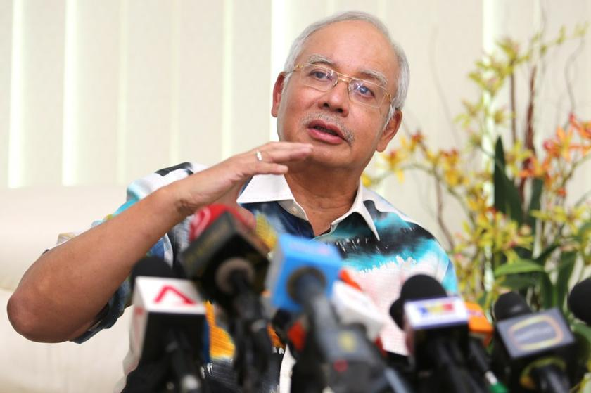 Najib told the A-G on March 4 to audit 1MDB's accounts and to forward its findings to the PAC. — Picture by Choo Choy May