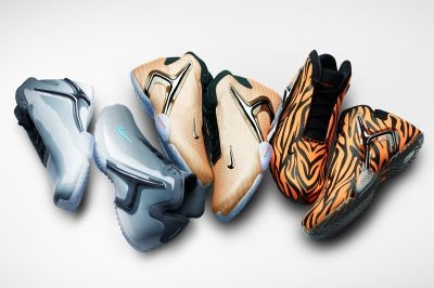 The Nike Zoom Hyperflights China Pack. – AFP pic