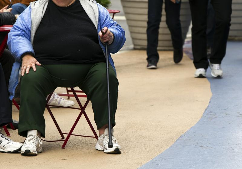 Dr Subramaniam said the two races formed the largest group in terms of the prevalence of obesity recorded in the country. — Reuters pic