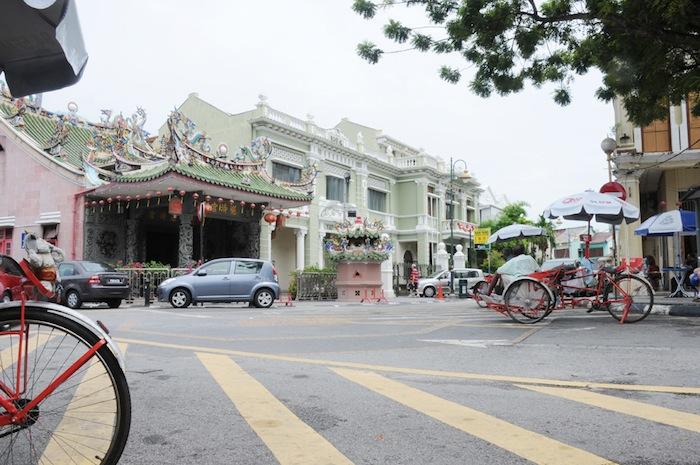 Mark Lay of GTHA has been very vocal about the alleged lack of monitoring and enforcement against illegal renovation works in the George Town heritage zone. — File pic