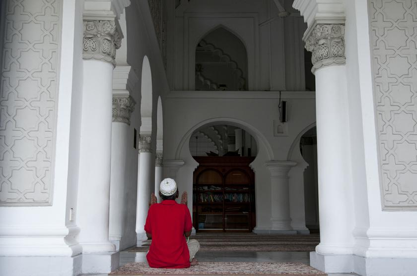 Followers of the Ahmadiyya sect are considered deviant by many Islamic countries that follow the Sunnah wal Jamaah ideology, which includes Malaysia. —  Picture by K.E. Ooi