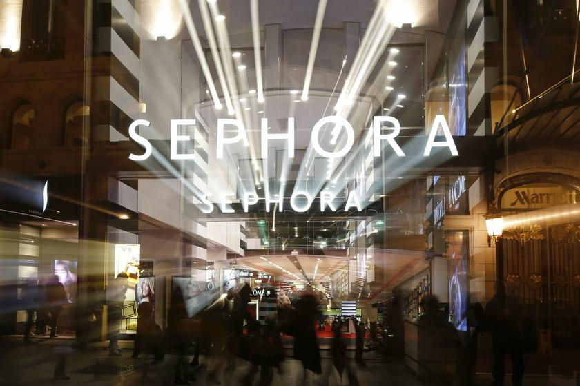 Some online shoppers in Australia, Hong Kong, Indonesia, Malaysia, New Zealand, the Philippines, Singapore and Thailand who use beauty products retailer Sephora's mobile application and website have been affected by a data leak. — Reuters pic