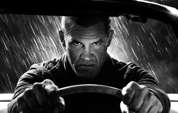 Josh Brolin will be featured in 'Sin City: A Dame to Kill For,' arriving in theatres in August 2014. Picture courtesy of Dimension Films