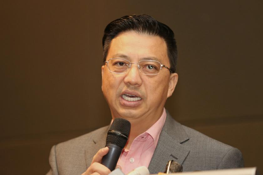 Transport Minister Datuk Seri Liow Tiong Lai says Malaysia is jointly participating with the investigation teams from the Netherlands, Australia, Belgium and Ukraine in the criminal and technical investigation group. — Picture by Saw Siow Feng