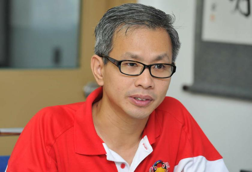 DAP'sTony Pua says 1MDB had not attempted to debunk the allegations even half a year after the incriminating documents first surfaced on whistleblower website, The Sarawak Report. ― File pic