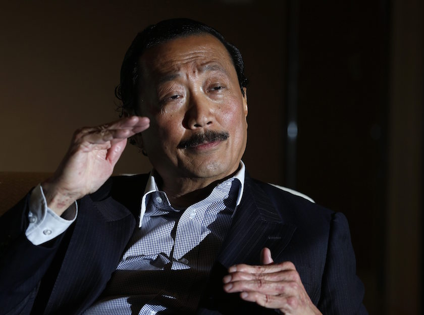Tan Sri Vincent Tan said he was positive about the government accepting BMF's proposal, although he was aware that there are a lot of technical matters that need to be sorted out. — Reuters pic