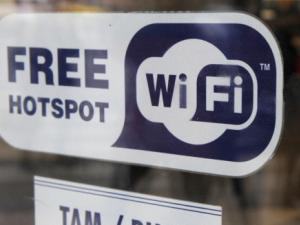 The Penang Free WiFi service will be upgraded to 3Mbps speeds at selected spots all around Komtar and the Unesco heritage zone. — AFP pic