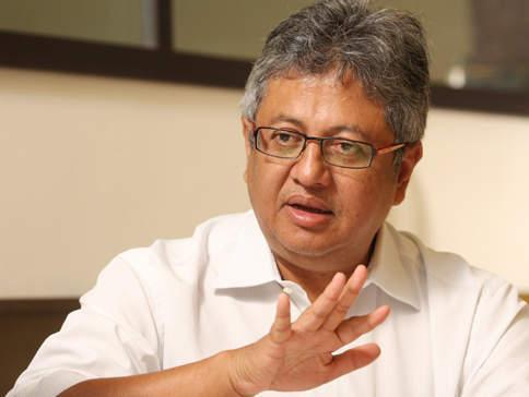 File picture of Datuk Zaid Ibrahim