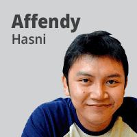 Affendy Hasni