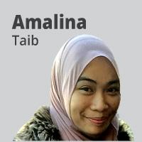 Amalina Taib