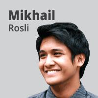 Mikhail Rosli